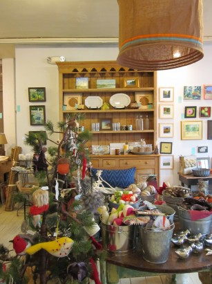 shop interior Nest Dedham MA