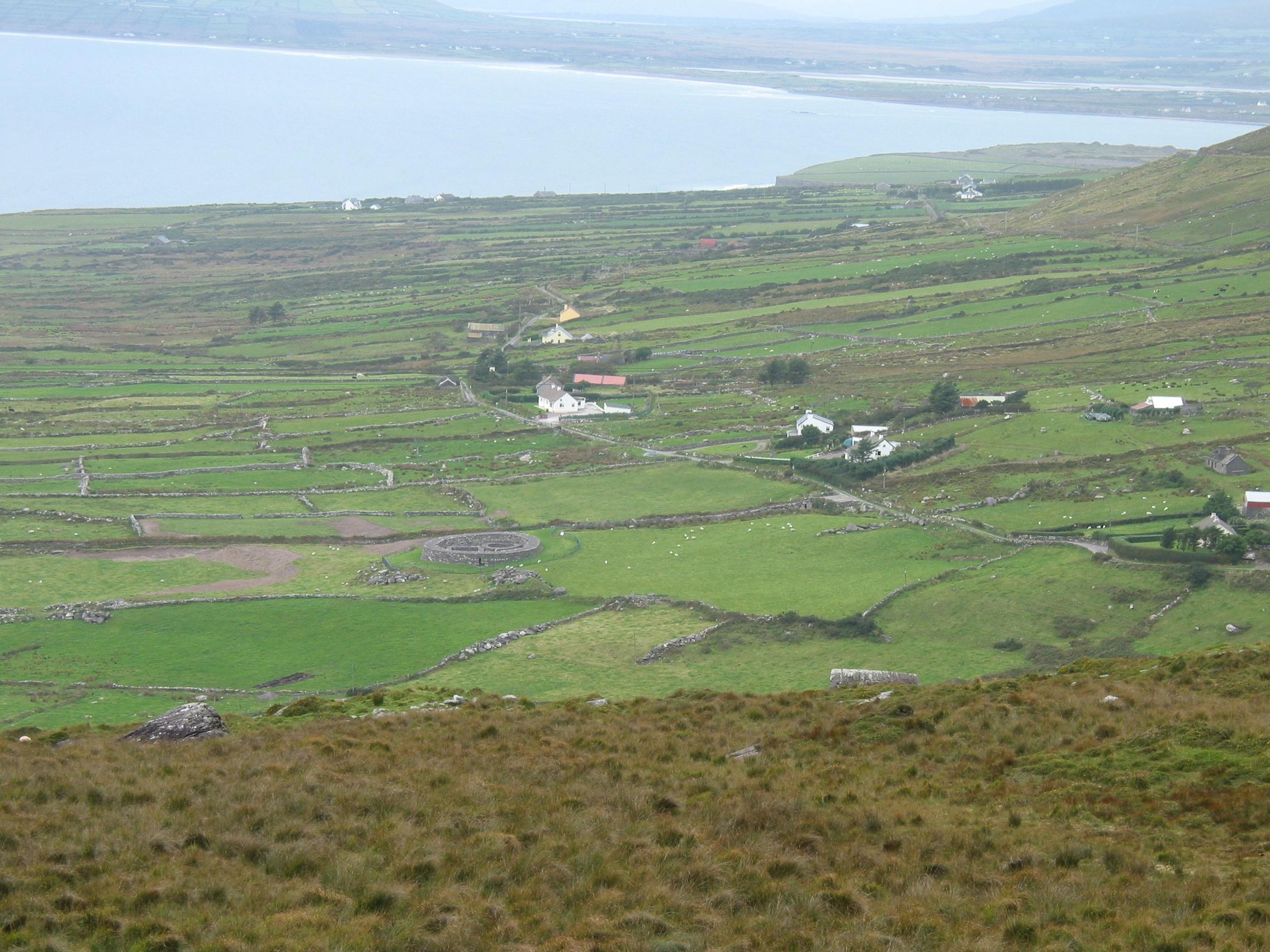 Mindful of Ireland