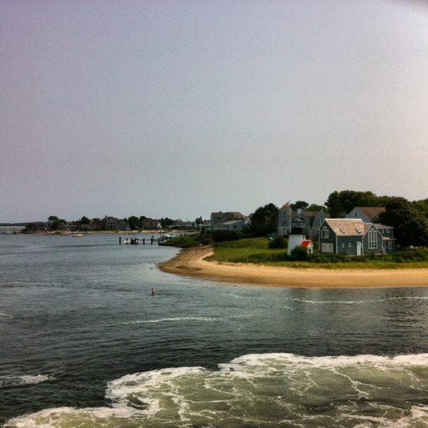 hyannis ferry view