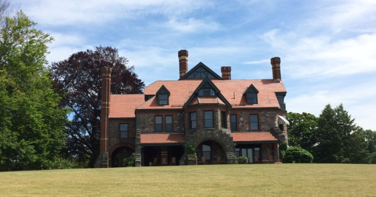 Eustis Estate, Milton, Massachusetts